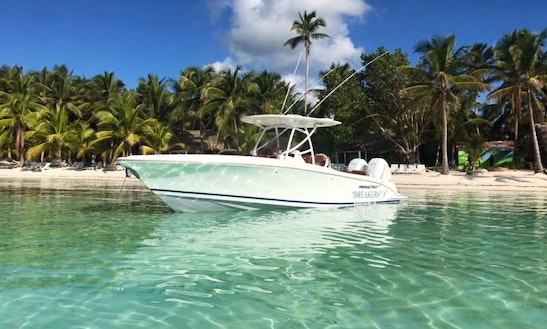 Center Console Rental In Punta Cana Vip