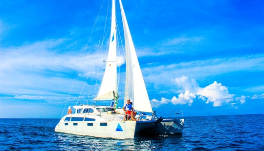 Cruise Aboard This 39' Luxury And Comfort