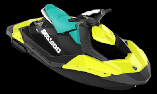 Seadoo Spark 3up