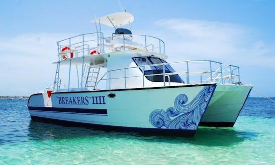 Private Catamaran Rental In Punta Cana Vip