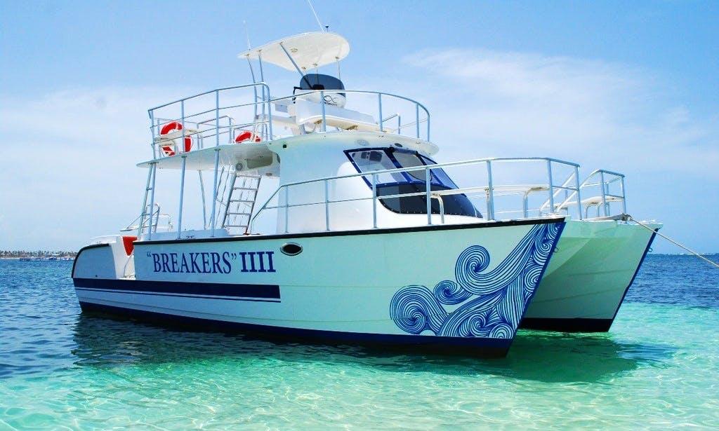 Best Private Catamaran rental in Punta Cana