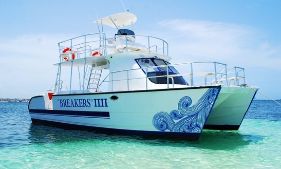 Private Catamaran Rental In Punta Cana Vip
