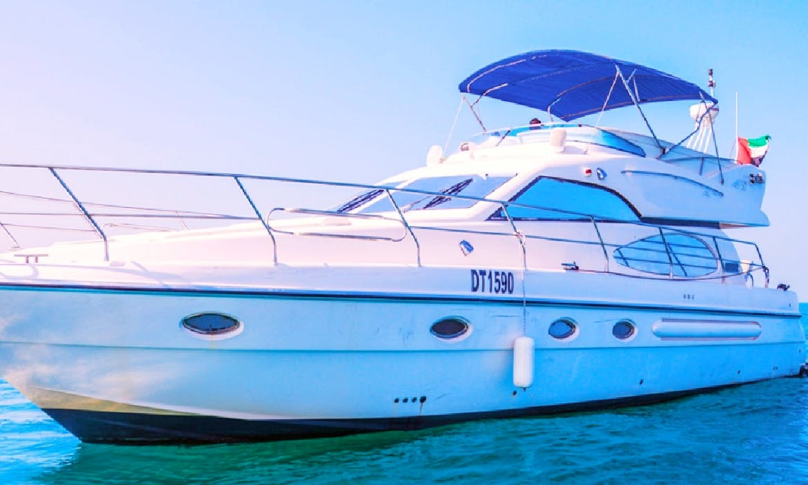 50' MNH Yacht for 18 pax in Dubai, United Arab Emirates