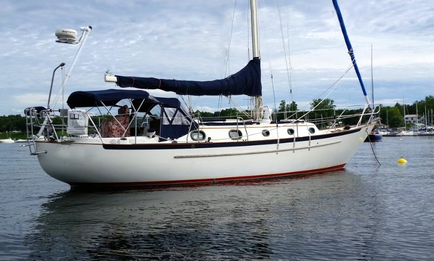 Relaxing Elegant Private Sailing Adventure in Colchester, Vermont!
