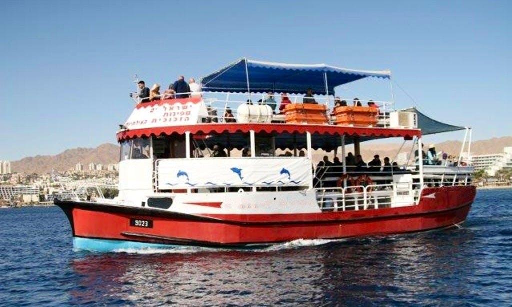 'Trёhpalubnyh' Cruising in Kfar Ma'as, Israel