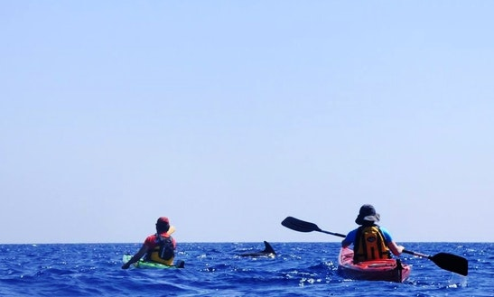 Kayak Rental & Tours In Cartagena, Spain
