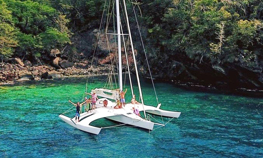 Charter a Trimaran in Schoelcher, Martinique