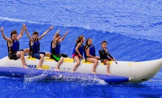 Banana Boat Ride In Sharm El Sheikh