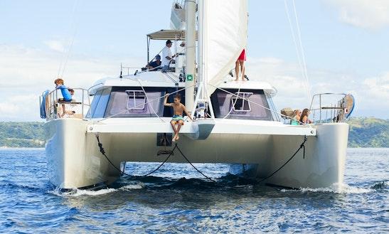 Cruising Catamaran Sleep Aboard Rental In Guanacaste Province