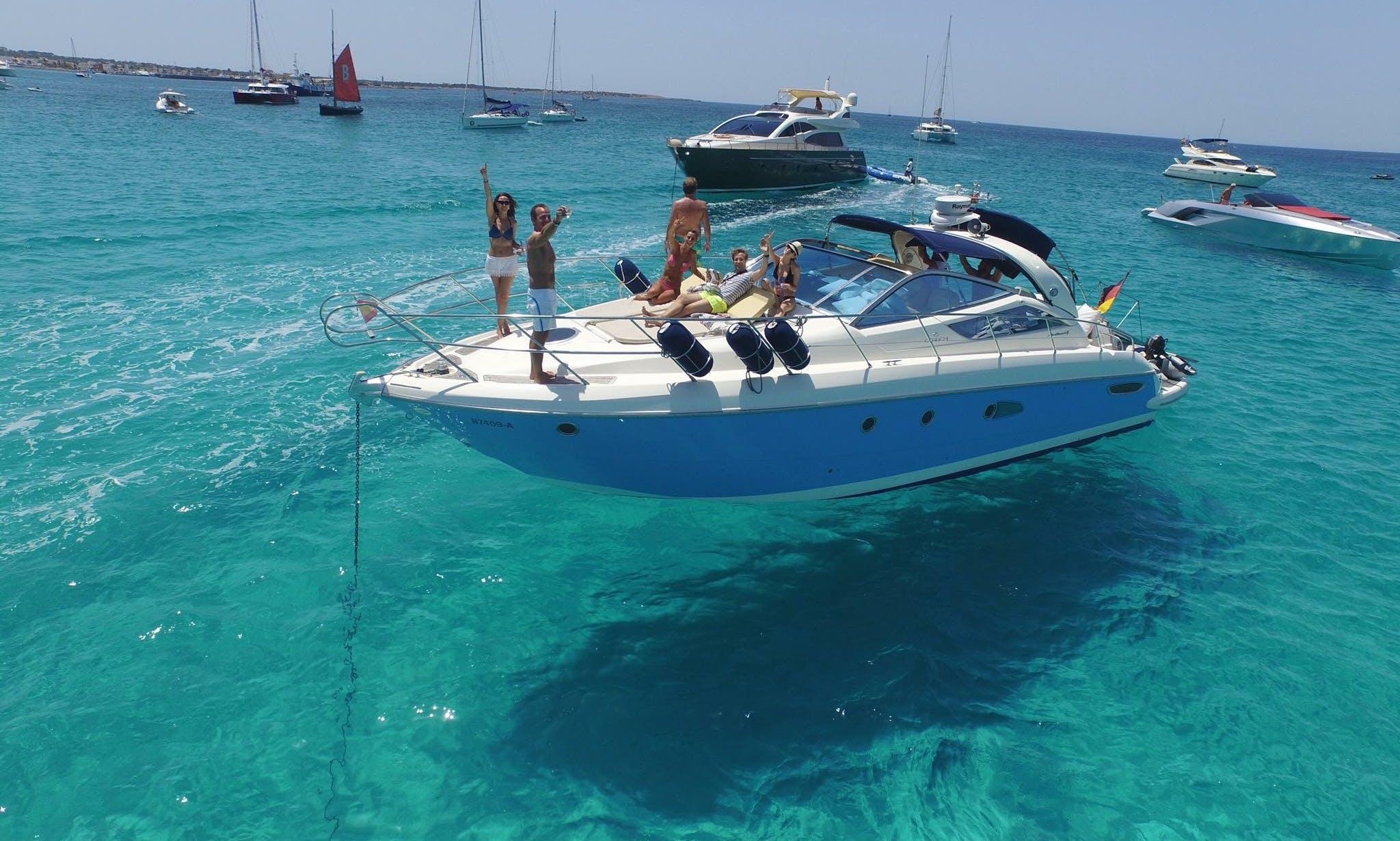 2007 Cranchi 43 Mediterranee Motor Yacht rental in Eivissa
