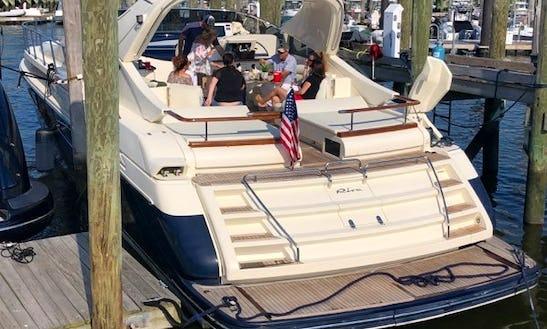 Motor Yacht Rental In Jersey City, Nyc, Jersey Shore