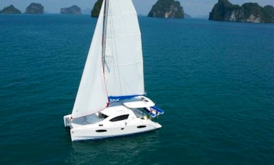 Enjoy The Luxury Of Cruising Aboard This