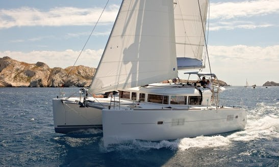 Lagoon 400 Bareboat Charter In Grenada