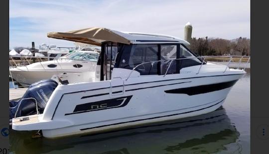 Motor Yacht Rental For Catalina Island Getaway