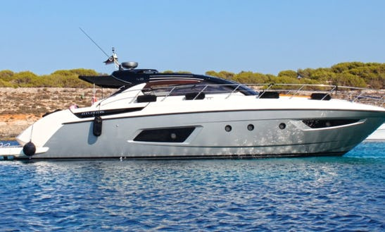 48ft Atlantis Sports Cruiser Yacht Charter In Maltese Islands, Malta