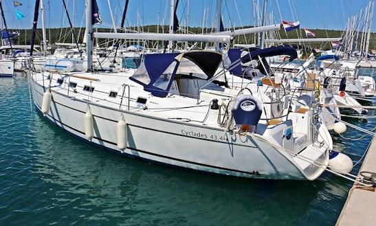 Beneteau Cyclades 43.4 Charter In Croatia