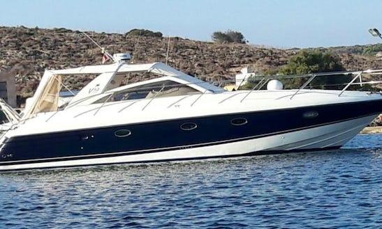 Amazing Boating Trip In Maltese Islands, Malta! Book The Princess Motor Yacht!