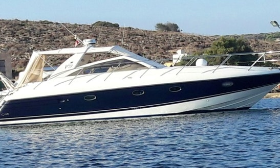 Amazing Boating Trip In Maltese Islands, Malta! Book The Princess Motor Yacht!