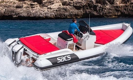 Rent A 6 Person Sacs Rib In Maltese Islands, Malta For Your Next Adventure!