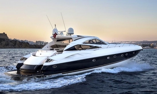 Charter A Sunseeker Predator Power Mega Yacht In Maltese Islands, Malta