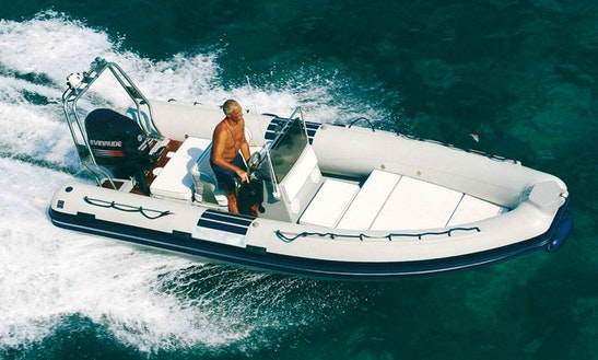 19' Joker Coaster 580 Rib Rental In Lecco, Italy