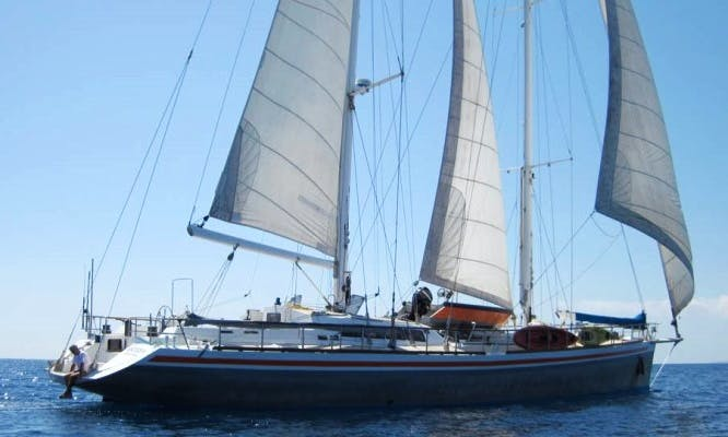 Cruise leisure & discovery in the North of Madagascar aboard 92' Schooner