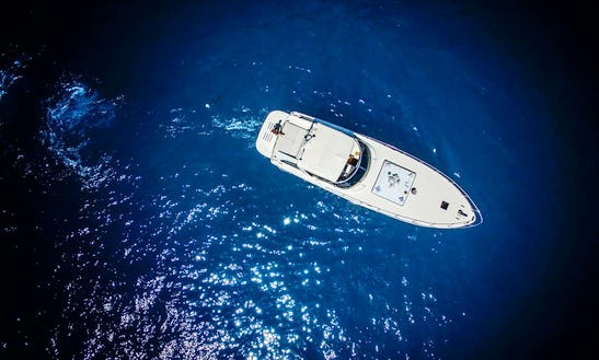 The Marvelous Luxury Yacht