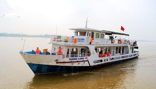 Cruising In Hanoi, Vietnam