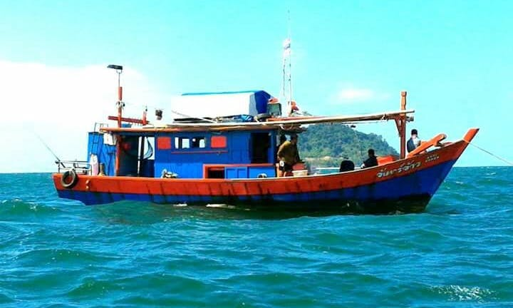 Memorable fishing trip in Satun, Thailand aboard Traditional Trawler for 8 people