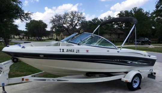Bowrider On Lake Austin Or Travis Captain Fees Included