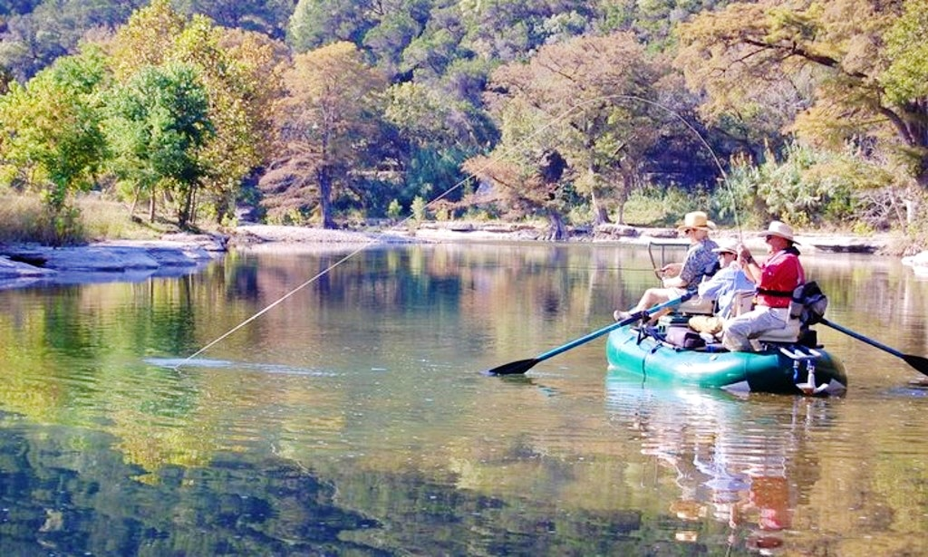 Fishing Charters on Canyon Lake