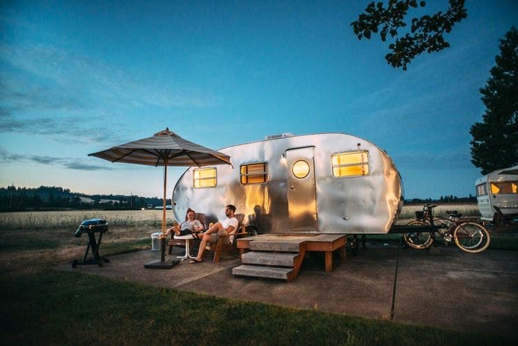 RV Camping near Canyon Lake