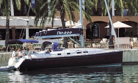 41' Pecazul Cruising Monohull Charter In Costa Adejeadeje (tenerife), Spain
