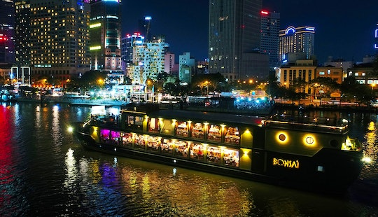 An Extraordinary & Authentic River Cruise In Ho Chi Minh City, Vietnam