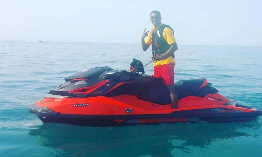 Have a wonderful Jet Ski rental experience in Manama, Bahrain