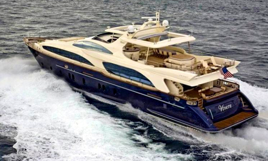 The Viviere - Luxury 117 Ft. Motor Yacht In South Florida