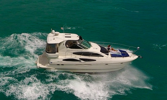 Motor Yacht Rental In Playa Del Carmen