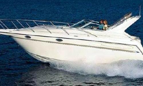 Motor Yacht rental in Riverside