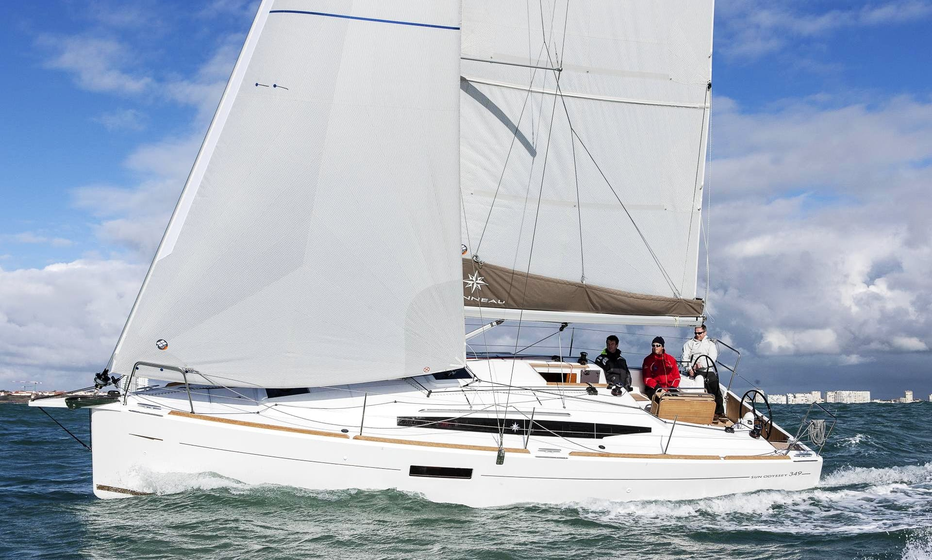 2018 Jeanneau Sun Odyssey Cruising Monohull Charter in Volos, Greece