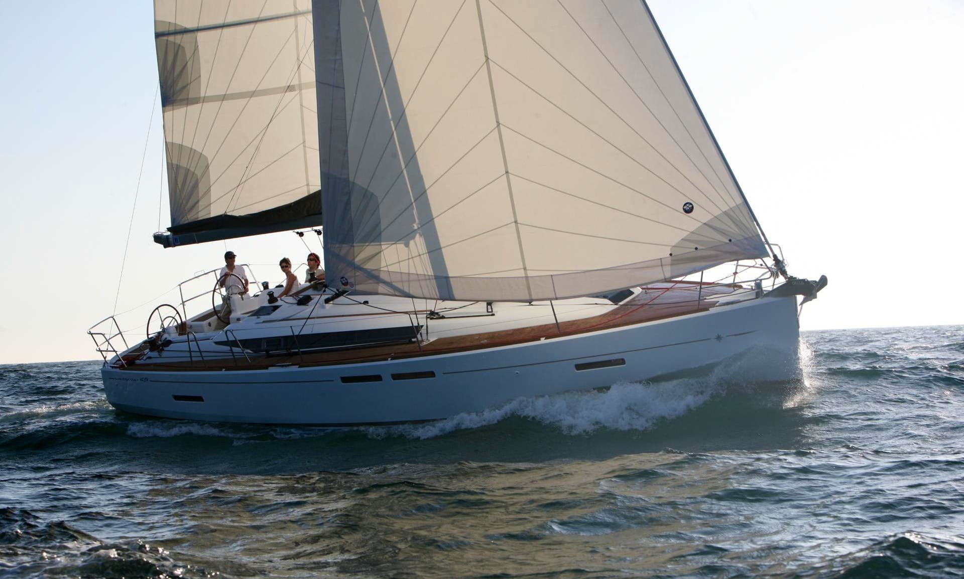 Sail and relax in Skiathos, Greece on this beautiful yacht!