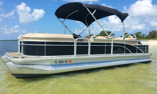Pontoon Rental In Clearwater
