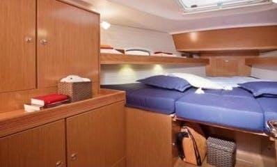 51ft Bavaria Cruiser Cruising Monohull Rental in Volos, Greece