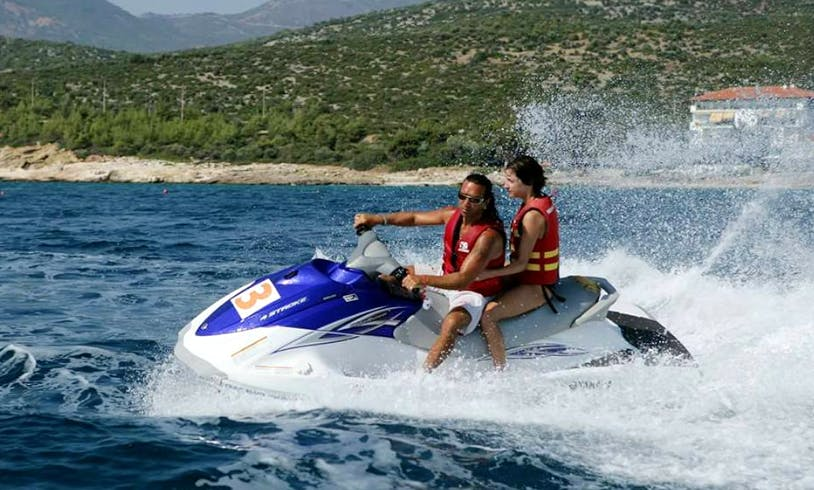 Stunning Yamaha Jet Ski for perfect riding in Pefkari, Thassos