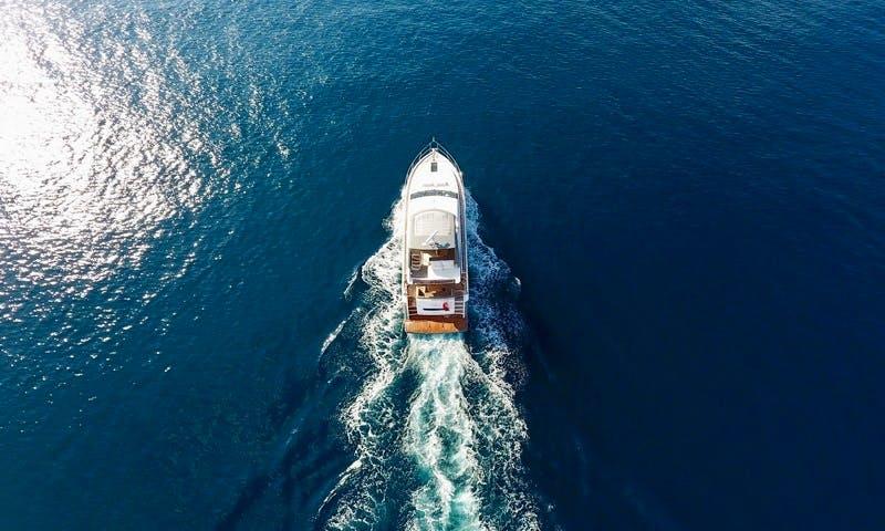 2014 Princess Motor Yacht rental in Palma Spain