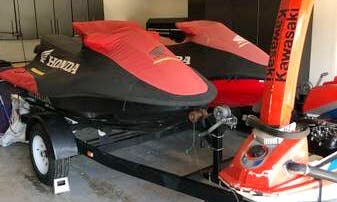2 Jet Skis rental in Highlands Ranch or lake powell or your choice