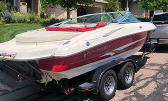 Bowrider rental in Highlands Ranch Colorado for Lake Powell or ??
