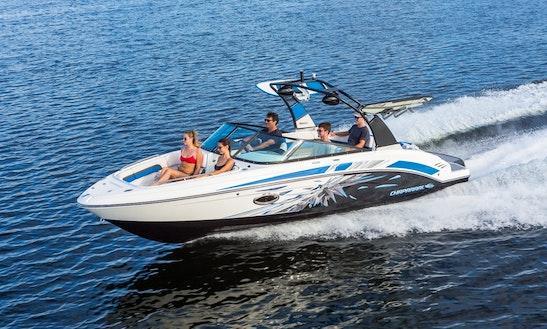 Jet Boat In Daytona Beach