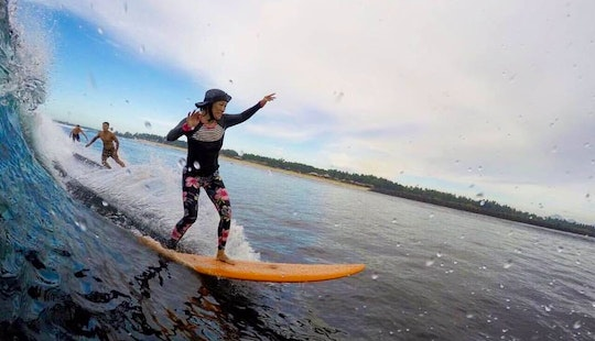 Get Thrilling Surfing Experience In Denpasar, Bali