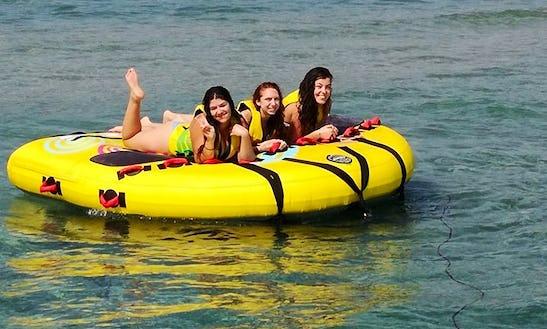 Have A Fun Tubing Experience In Keramoti, Greece
