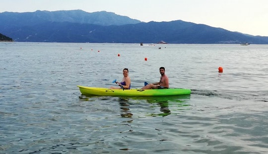 Experience The Water Without The Stress With Kayak Rental In Keramoti, Greece